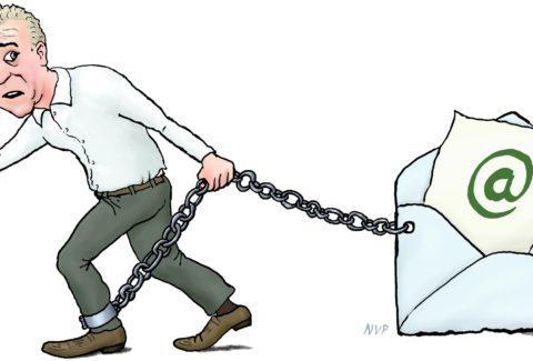 Slave af din indbakke